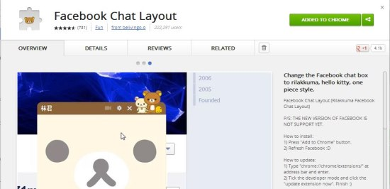 facebook chat layout interface 02