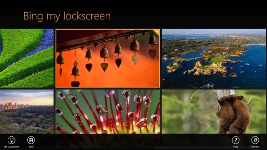 free Lockscreen Wallpapers For Windows 8