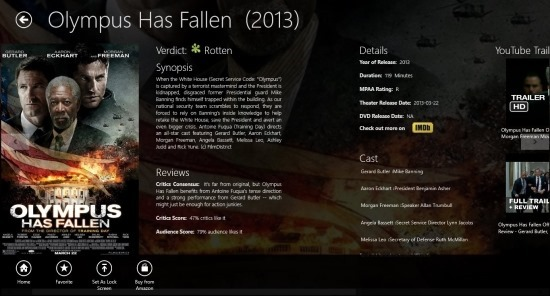 free Movieoholic For Windows 8