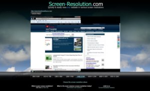 test website in different resolutions featured