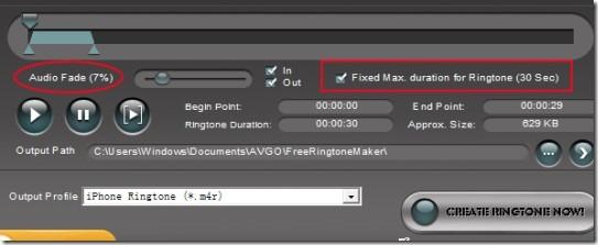 AVGO Free Ringtone Maker 02 ringtone maker for free