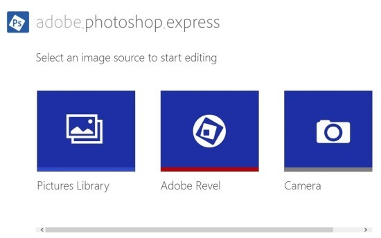 Adobe Photoshop Express For Windows 8