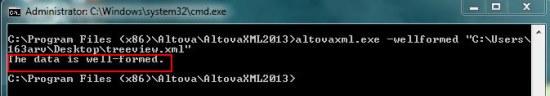 AltovaXML communitu edition working