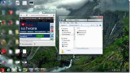 Bilderman 02 screen capturing software