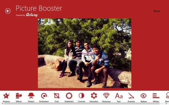 Free Picture Editor For Windows 8 Picture Booster