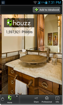Houzz home