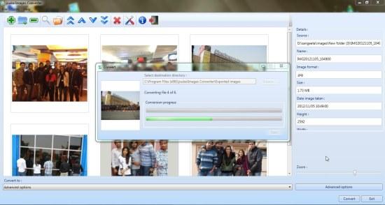 Jouba Images Converter conversion