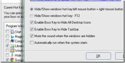 Magic Boss Key 02 hide programs