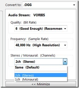 Moo0 Video to Audio 03 video file conversion