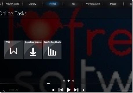 Safire 02 free music media player