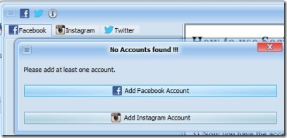 Social Downloader 01 Instagram and Facebook photo downloader