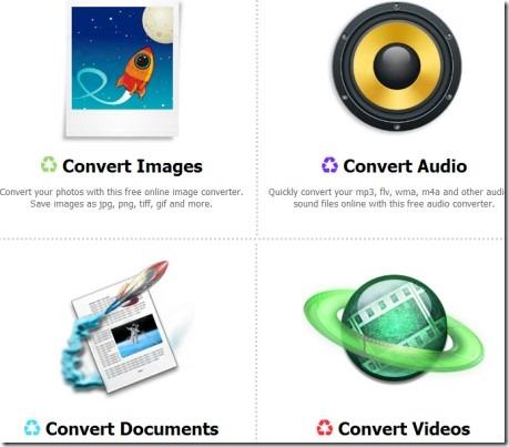 SwiftConverter 01 online files converter
