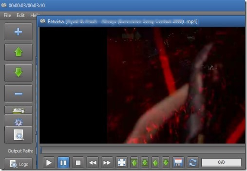 TEncoder Video Converter 02 batch audio video converter