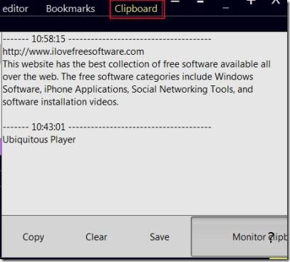 Ubiquitous Player 04 portable suite