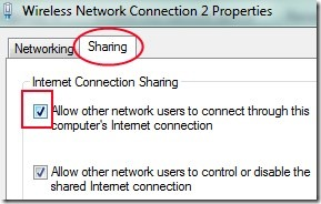Wi-Host 05 create wi-fi hotspot