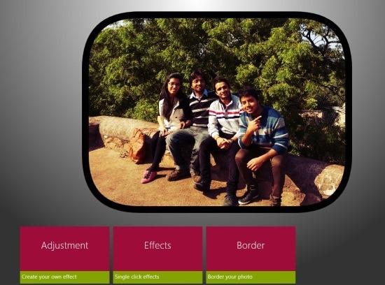 windows 8 photo effects app photoeffects. Black Bedroom Furniture Sets. Home Design Ideas