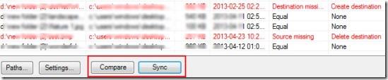 eSync.NET 04 syncing folders