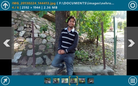 free Photo viewer app for Windows 8