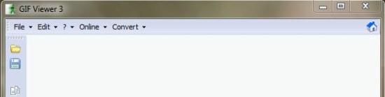 gif viewer interface
