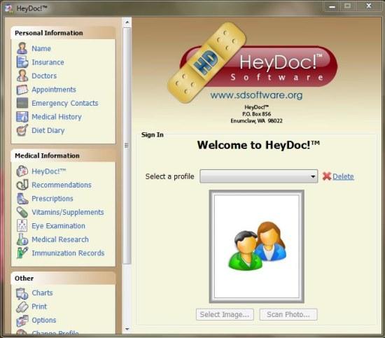 heydoc interface