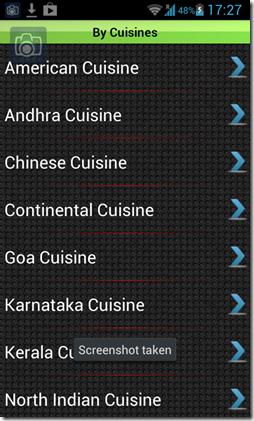 my chef cuisine