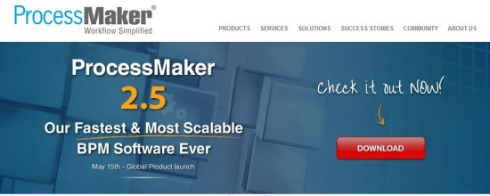 processmaker interface