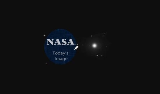 splash screen NASA Today's Image for Windows 8