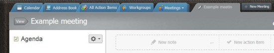 yam toolbar