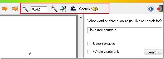 3nity PDF Reader for Windows 02