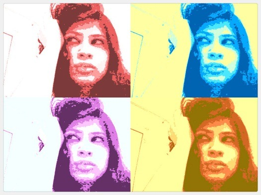 Comic Webcam 03-free online webcam effects
