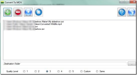 Convert To MOV 01 convert videos to mov