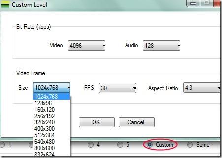 Convert Video 03 video conversion software