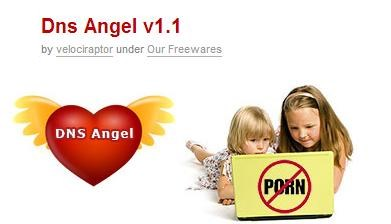 DNS Angel interface 02
