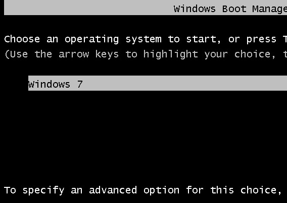 EasyBCD changed bootloader