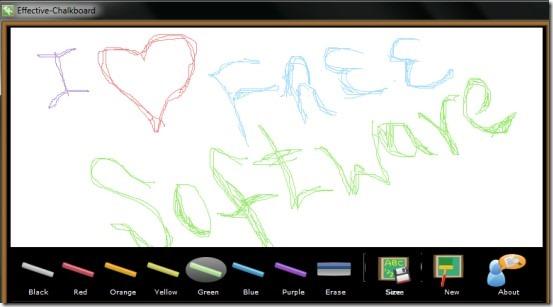 Effective-Chalkboard 01 digital chalkboard for kids