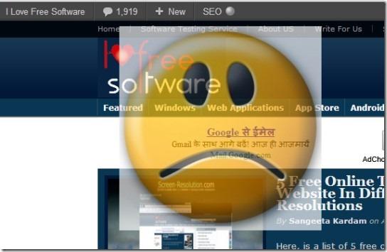 Frameless 01 borderless image viewer
