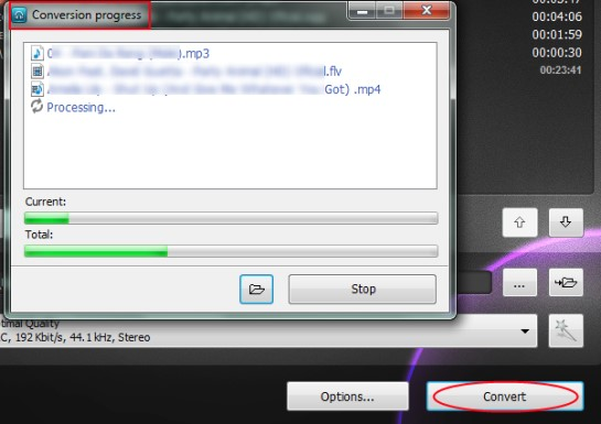 Free Audio Converter 05 convert audio files to mp3