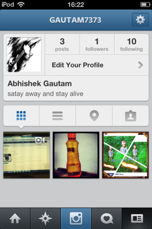 Insatgram-Instagram for video