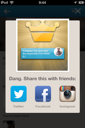 Foursquare6.2.2-share with your friends-new foursquare