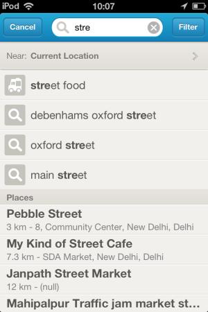 Foursquare 6.2.2-new improved searches-new foursquare