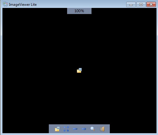 ImageViewer default window