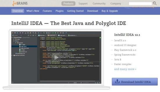 IntelliJ IDEA Community Edition intro