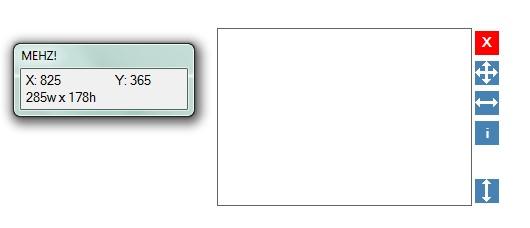MEHZ! 02 measure pixels on screen