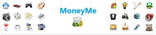MoneyMe interface