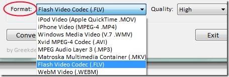 Muvid Converter 02 free video file converter