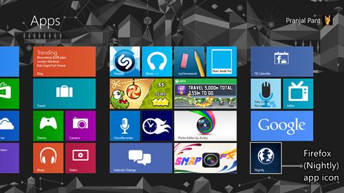 Nightly app icon