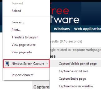Nimbus Screen Capture 06 capture webpage screenshot