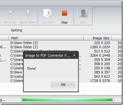PDFArea Image To PDF Converter Free 02