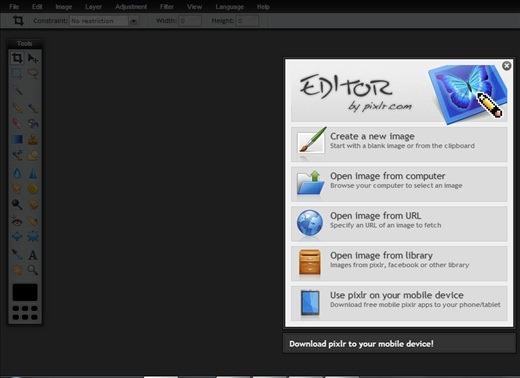 Pixlr grabber04-Capture screenshot