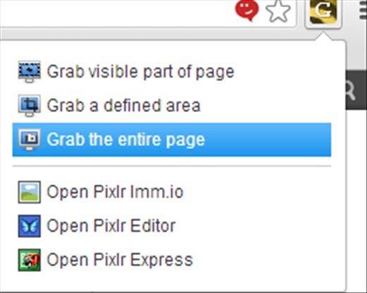 Pixlr grabber01-Capture screenshot